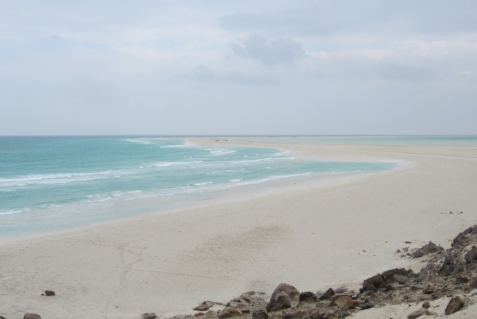 Qalansiyah Beach, Socotra, Yemen