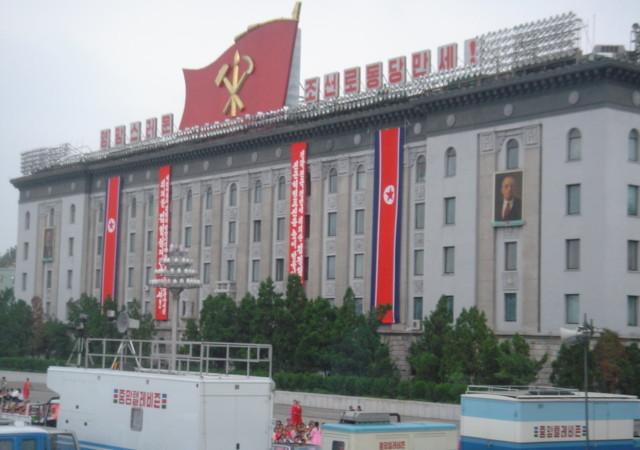 Corea del Norte: SIN PALABRAS