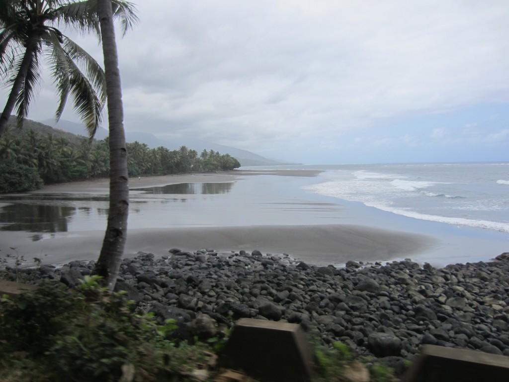 Playa en el camino Anjouan