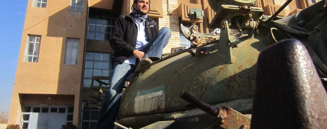 IRAK: Horror y Contraste