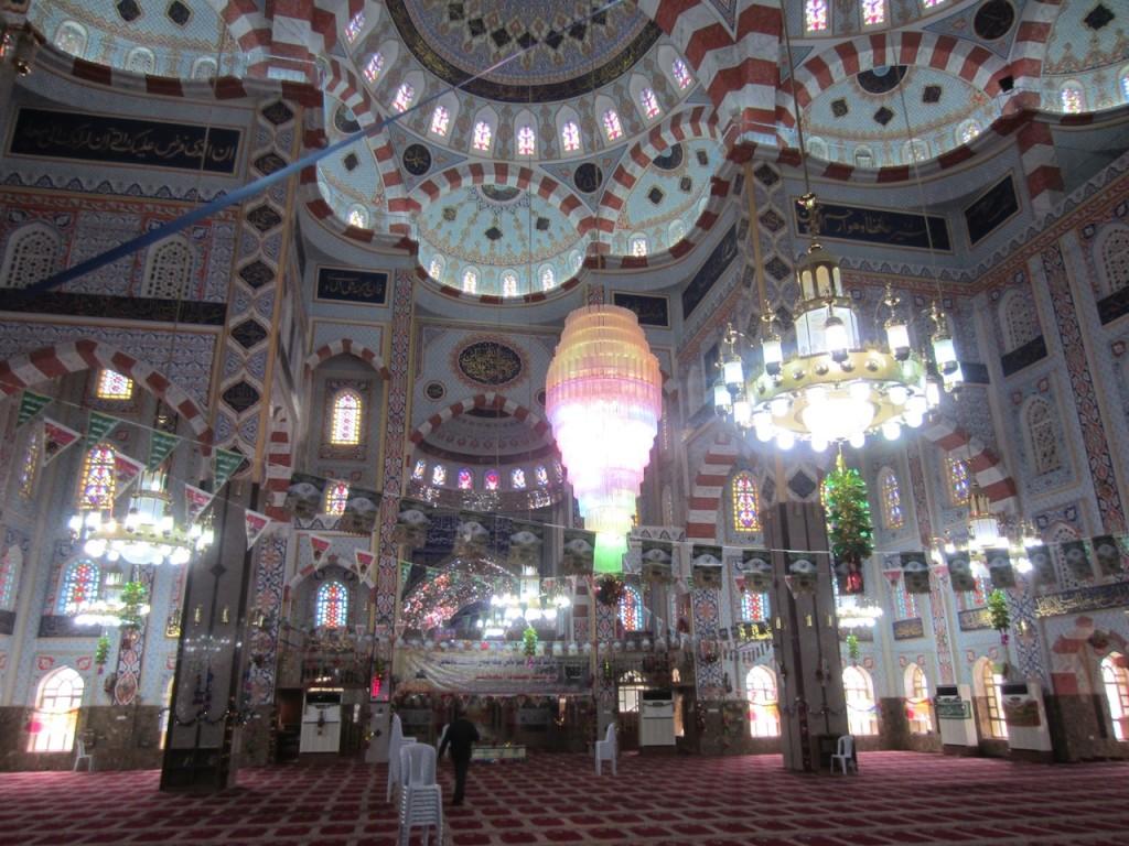 Mezquita Erbil