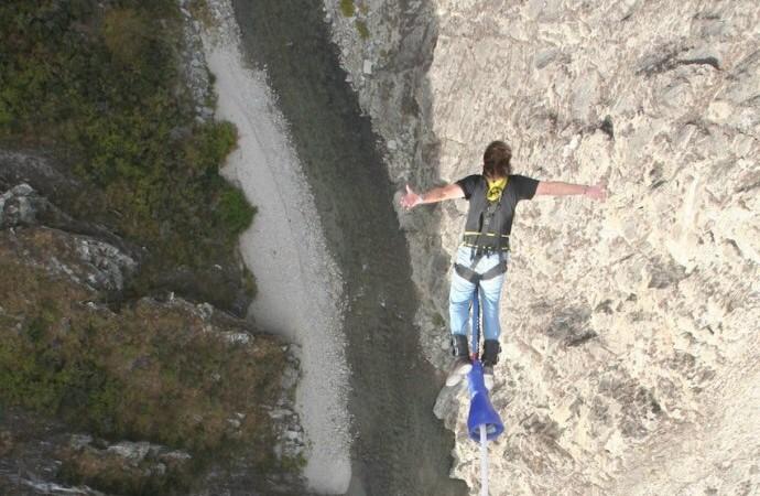 NUEVA ZELANDA: ¡¡Salto al Vacío!!