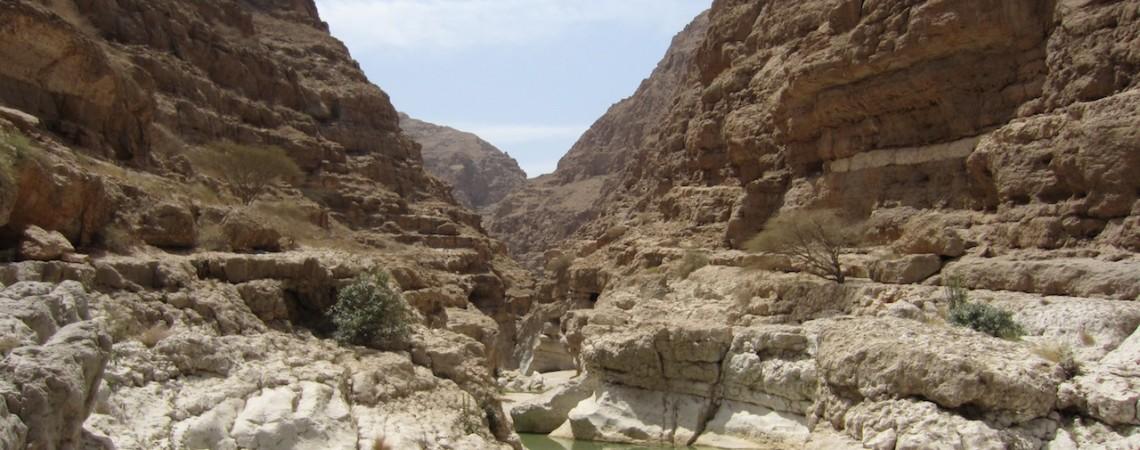 OMÁN: ¡Aventura en Wadi Shab!